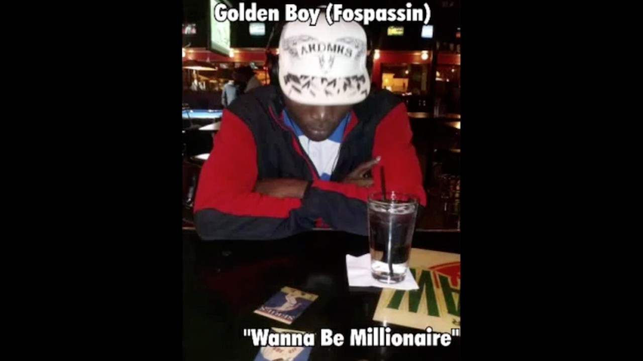 Wanna Be Millionaire - Golden Boy (Fospassin) - Vevo