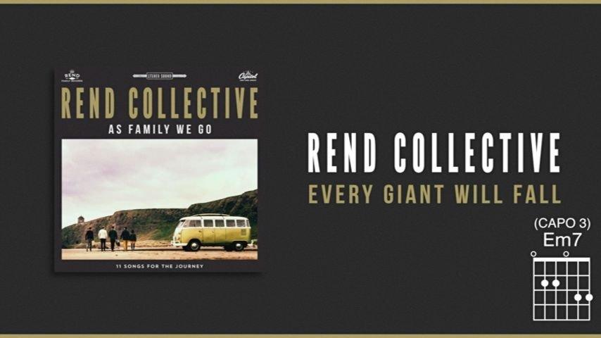 Rend Collective Song Lyrics by Albums | MetroLyrics