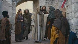 Jésus & Marie-Madeleine & Pierre & Jean