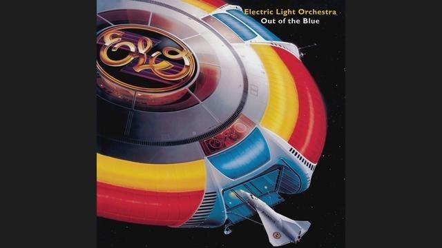 Standin' in The Rain Electric Light Orchestra Lyrics