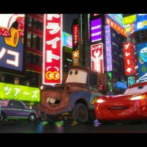 Weezer You Might Think From Disney Pixar Cars