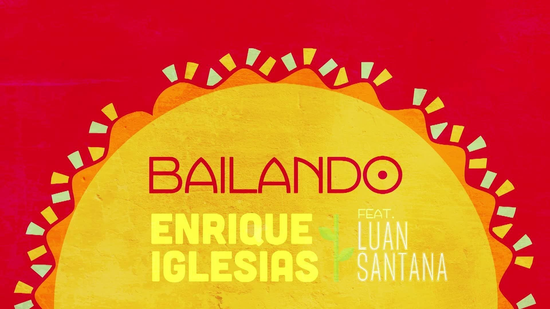 Bailando Enrique Iglesias Lyrics