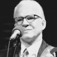 Steve martin lyrics music news and biography metrolyrics jubilation day live from new york mightylinksfo