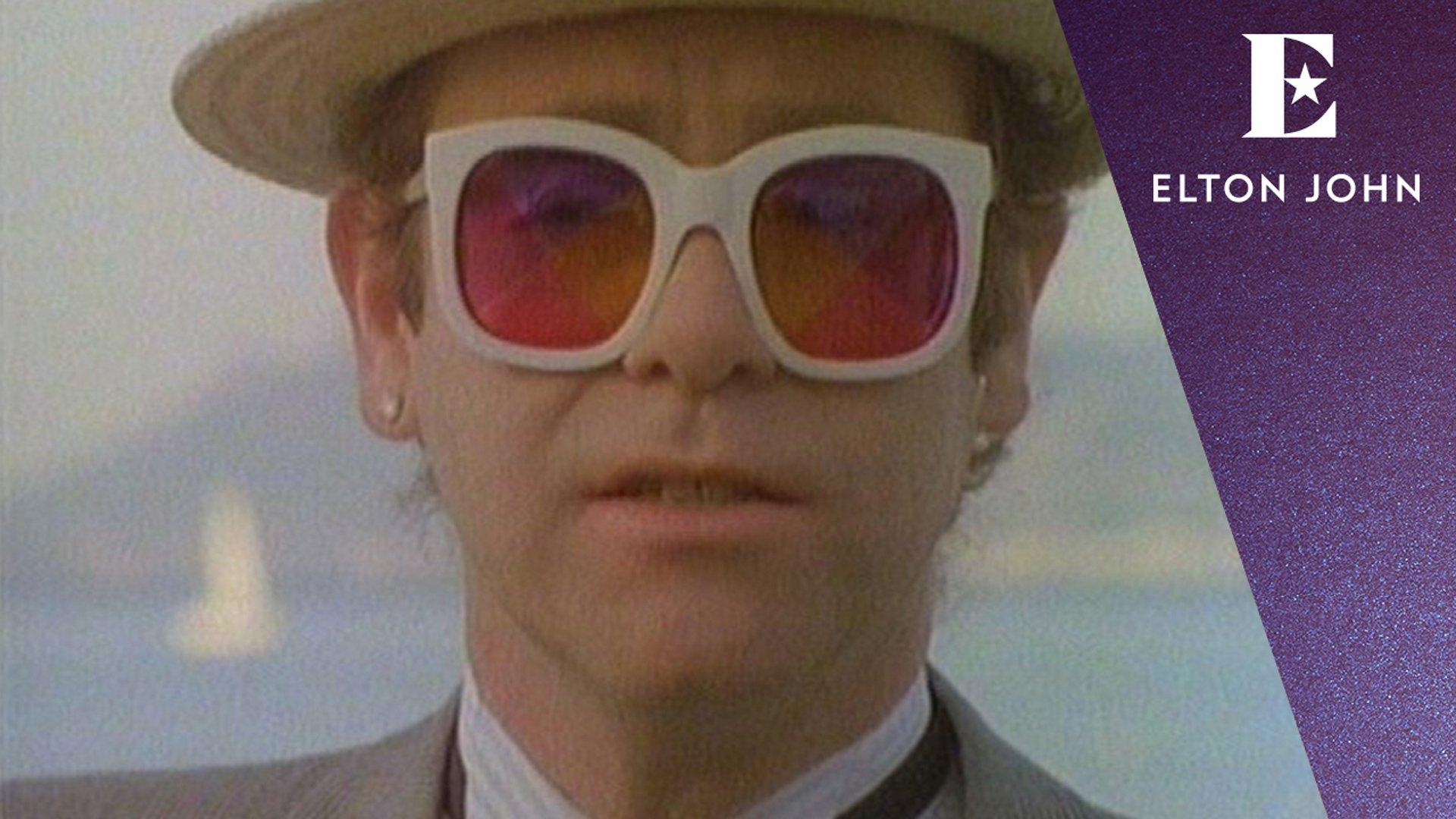 Take a Look Back at Elton Johns Fabulous Life