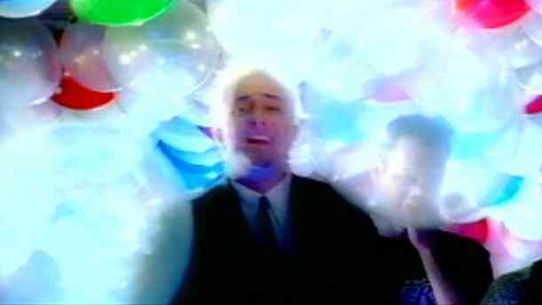 99 Red Balloons Goldfinger Ad