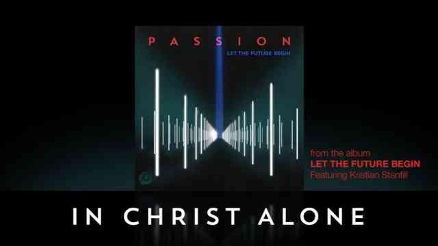 in christ alone chords pdf c