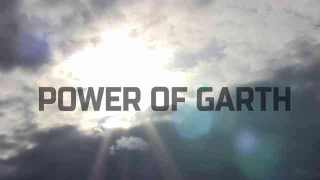 Lucas Hoge Waxes Sentimental In The Power Of Garth Lyric Video