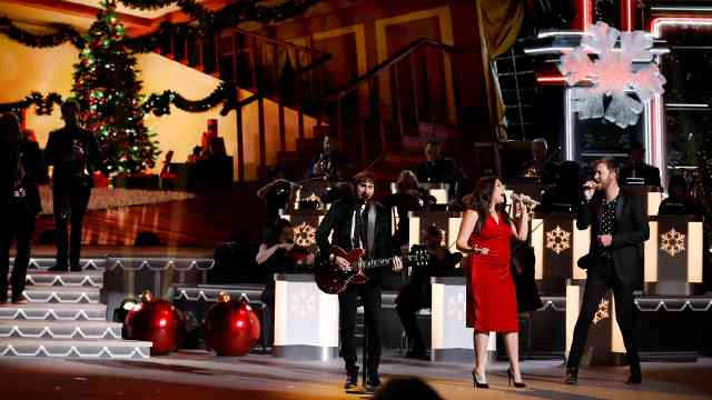 lady antebellum this christmas live from cma country christmas video all access videos