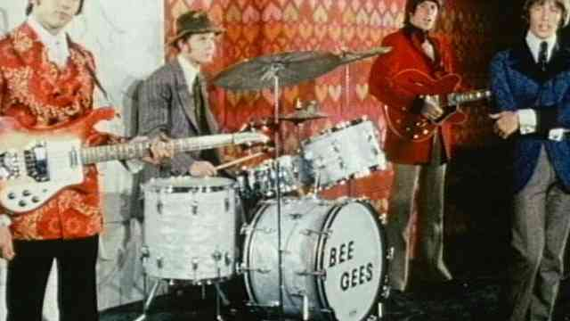 Bee Gees New York Mining Disaster 1941