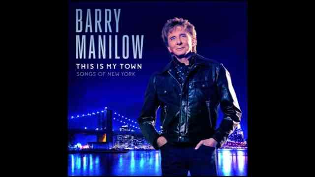 Barry Manilow Releases New Song \'I Dig New York\'   PEOPLE.com