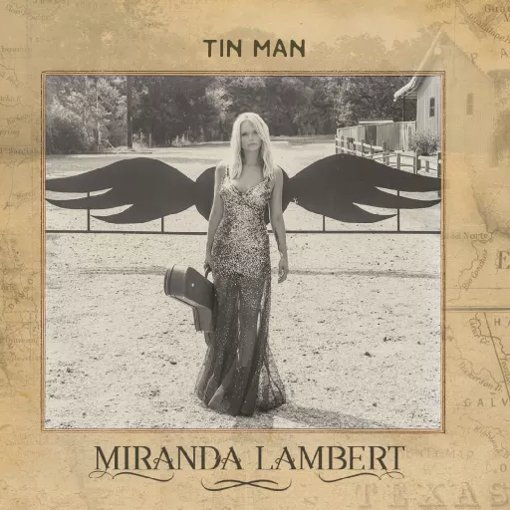 how to play mr tin man by miranda lambert