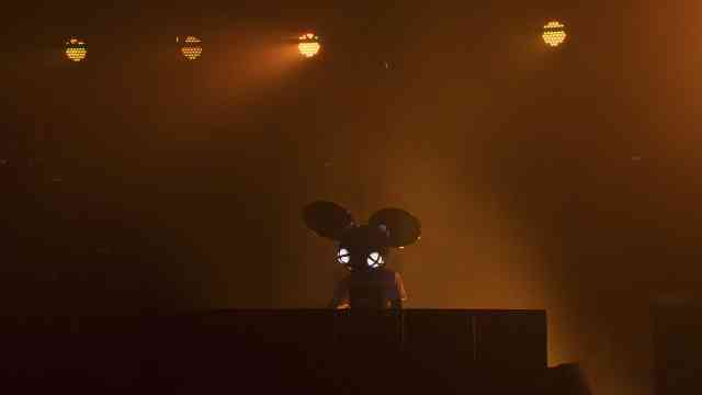 Deadmau5 Some Chords Dillon Francis Remix Live On The Honda Stage