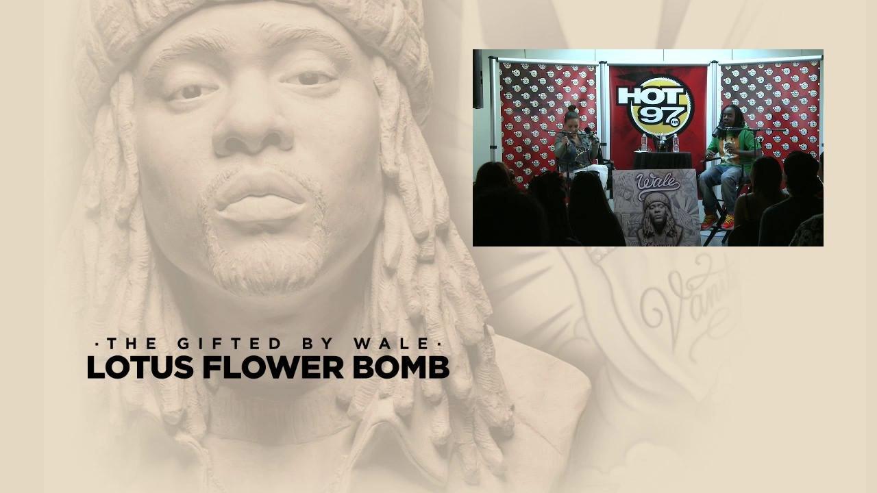 Lyrics vevo supafreak hot97 lotus flower bomb hot97 in studio series izmirmasajfo