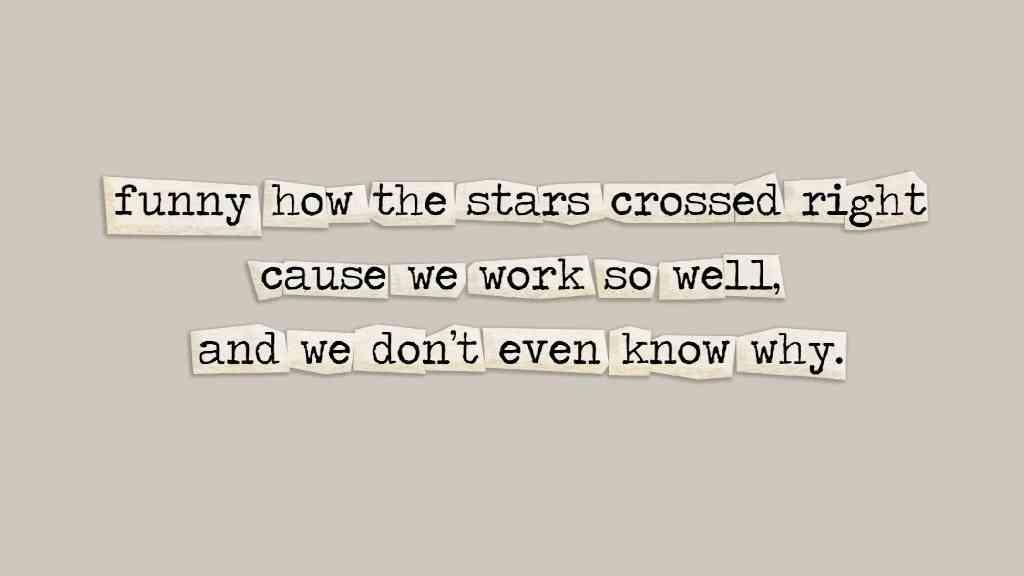 Lyric puzzle pieces lyrics : Sabrina Carpenter Debuts 'Why' Lyric Video | EXCLUSIVE | iHeartRadio