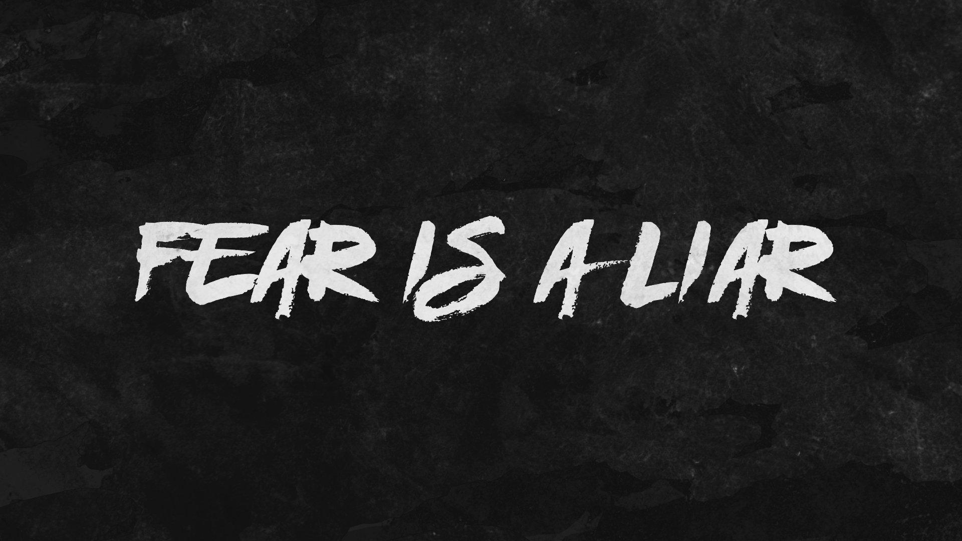 Zach Williams - Fear Is a Liar (Official Lyric Video) - YouTube