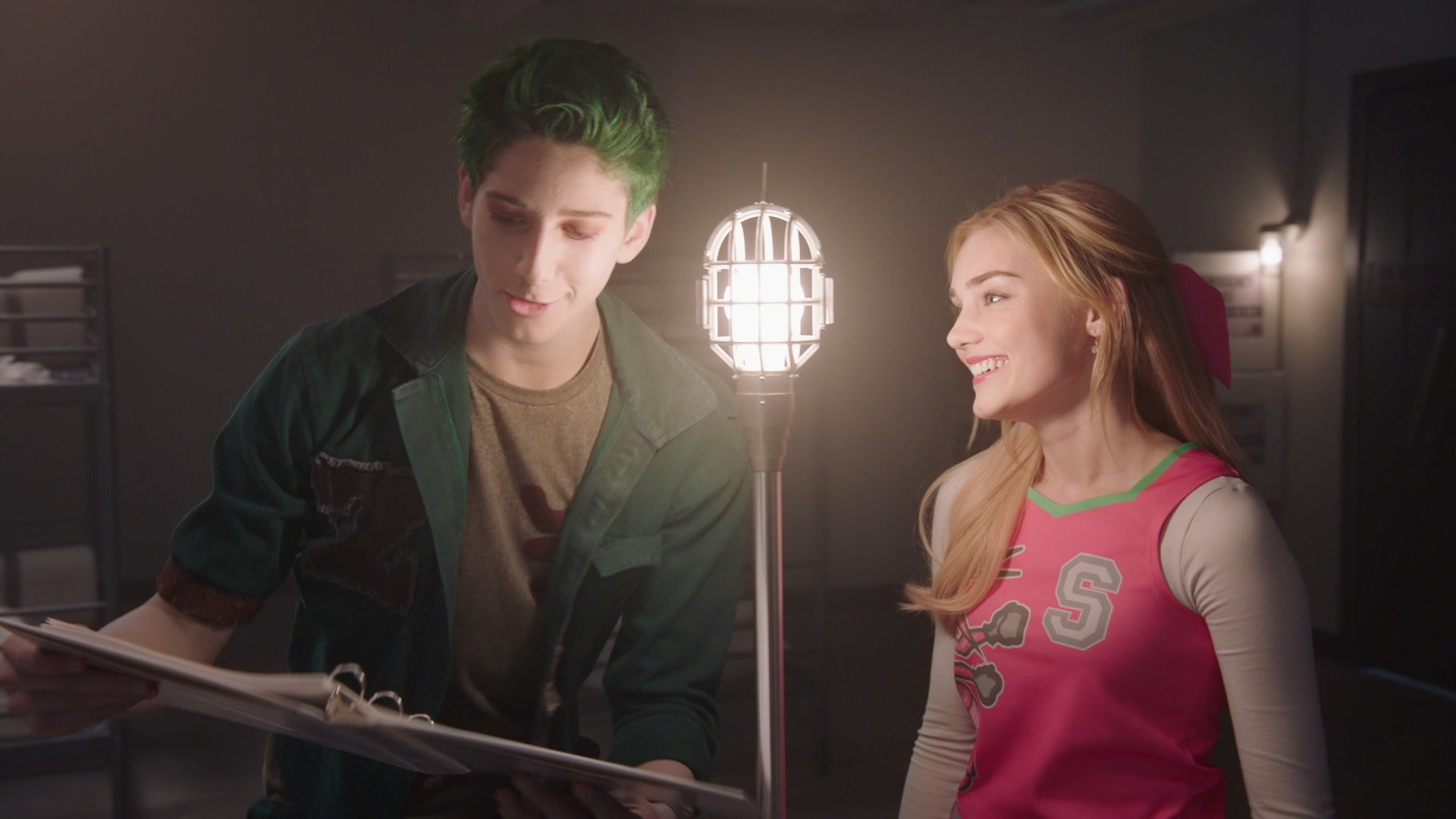 Milo Manheim Meg Donnelly Someday From Zombies Youtube