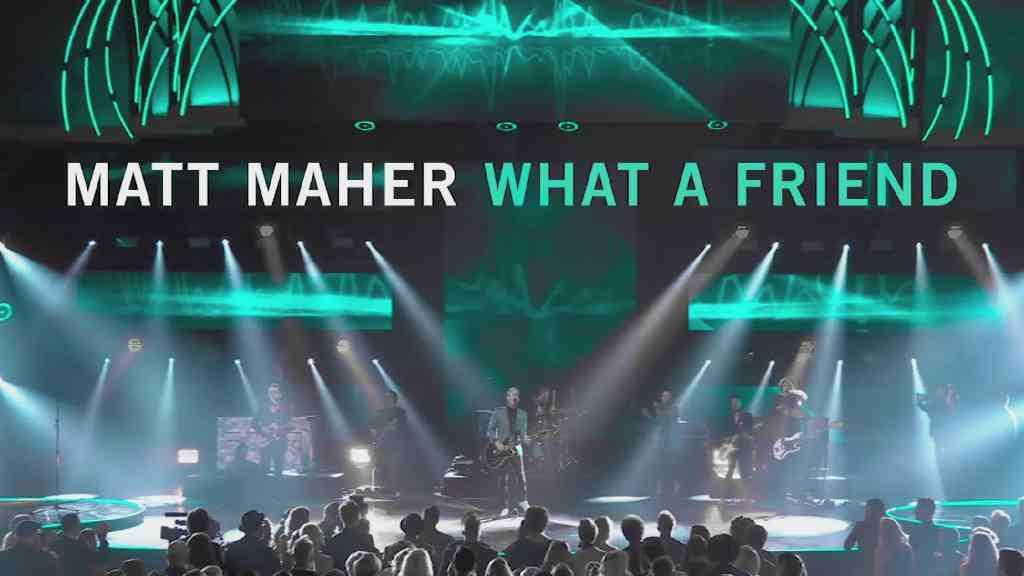 Matt Maher songs, lyrics, bio, videos - Positive & Encouraging K-LOVE