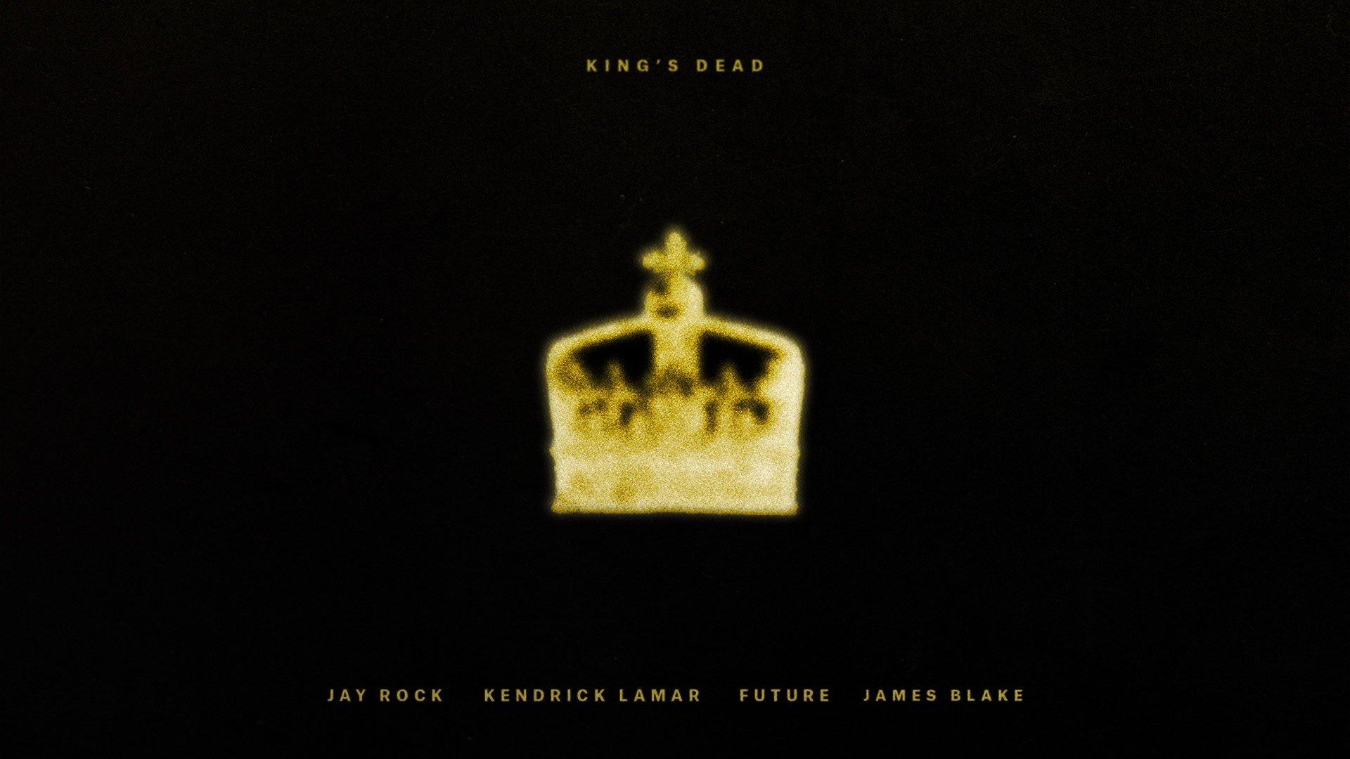 Jay Rock Kendrick Lamar Future James Blake Kings Dead